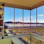 Орион Сити - Авсаллар - остекление углового балкона