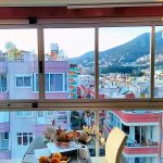 Замена панорамного остекления Ozdence residence