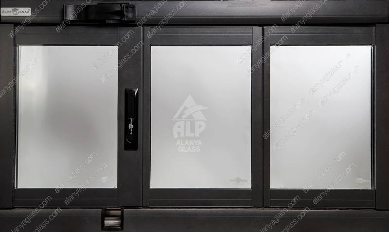 Tiara Twinmax first doubleglass system in Alanya