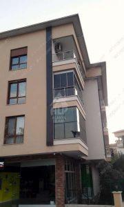 Yalin residence складное остекление
