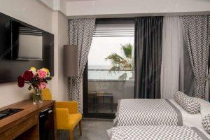 Остекление Floria Beach hotel Аланья