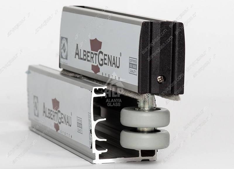 Алюминиевый профиль Albert Genau Tiara